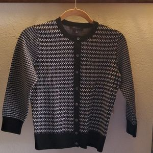 Hounds tooth cardigan